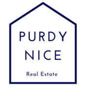 Purdy Nice Real Estate Logo